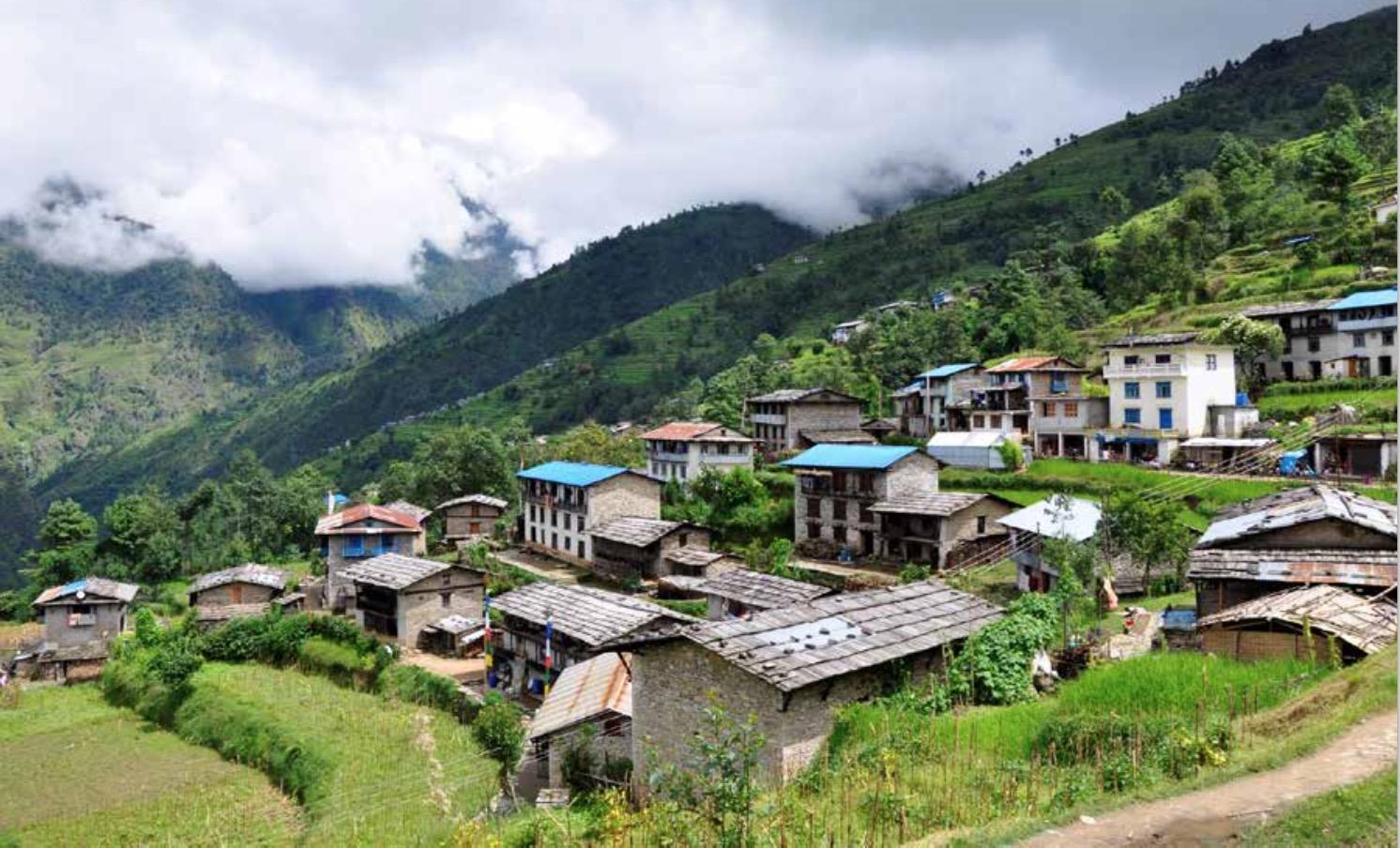 Tatopani, Sindhupalchowk